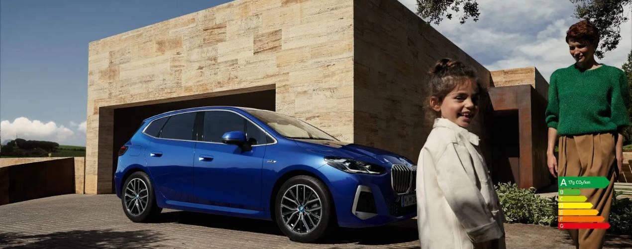 BMW Série 2 Active Tourer Hybride Rechargeable